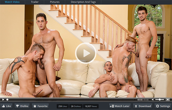johnny rapid orgy