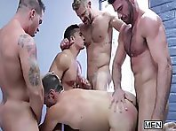 Gaywatch Groupsex