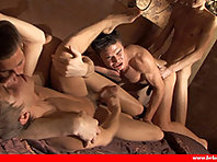 Jack Harrer and Gaelan Binoche and Dario Dolce and Marco Bill