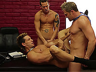 Shane Frost office sex
