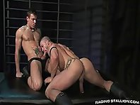 Adam Killian fucking Jesse Santana