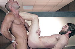 Antonio Aguilera With Colby Keller