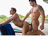 JUST LOVE: CARTER DANE & JIMMY DURANO