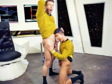 Star Trek : A Gay XXX Parody Part 3