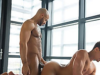 CARTER DANE & SEAN ZEVRAN RAW