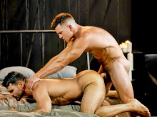 Cyber liam and austin wilde bareback