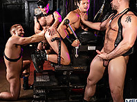 Tom Of Finland: Leather Bar Initiation