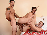 Vadim Black and Johnny Rapid Orgy