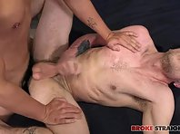 James Gets Fucked By Masyn Raw