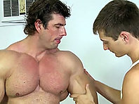 Big Dicks At School with Zeb Atlas