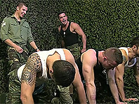 Men of Uk - The Drill Sergeant 3