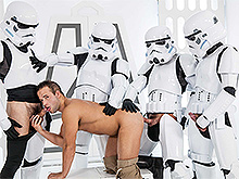 Star Wars 4 : A Gay XXX Parody