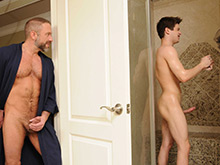 Stepfather gay porn