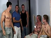 Jizz Orgy with Rafael Alencar