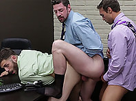 The Promotion - Gay Office - Rocco Reed - Andrew Stark &amp