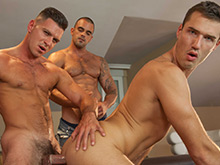 Men Of Uk with Damien Crosse | Paddy O'Brian | Theo Ford