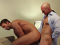 Rocco Reed gets gay porn