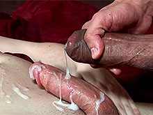 Rafael Alencar big cock at Str8 To Gay