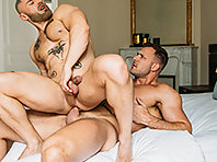 A IS FOR ALPHA: AUSTIN WOLF & FRANCOIS SAGAT