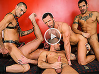 Jizz Orgy - Justified