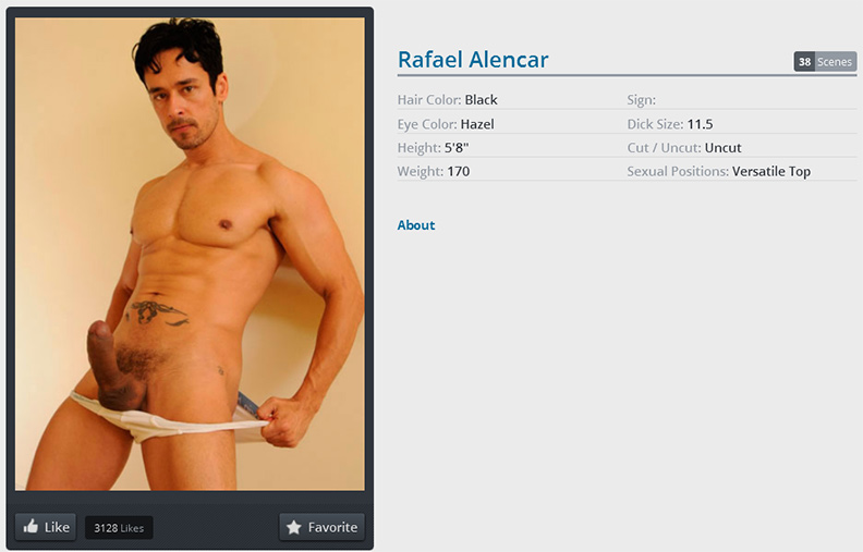 Rafael alencar group sex in paris